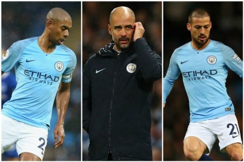 Man City news and transfers LIVE build up and early team news for Leicester game