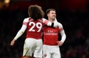 What Unai Emery told Granit Xhaka and Matteo Guendouzi after benching Aaron Ramsey for Arsenal's win against Fulham