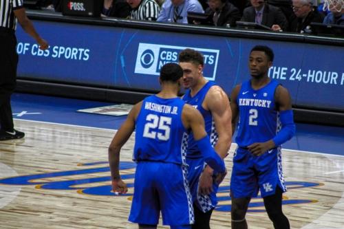 PJ Washington & Reid Travis show why they're so important to Kentucky