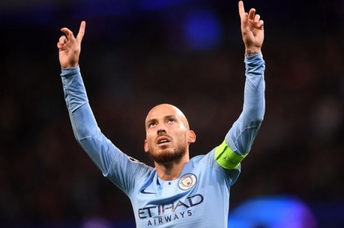 Getting their magician back would be the perfect Christmas present for Man City