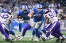 Week 16 snap counts: Lions goes bulky vs. Vikings
