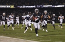 'Special teams demon' Harris talks about his 99-yard TD punt return like it's no big deal