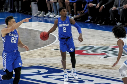 Ashton Hagans is becoming the elite defender UK needs for a Final Four run