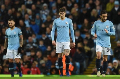 Man City defensive issues do not look simple for Pep Guardiola to solve