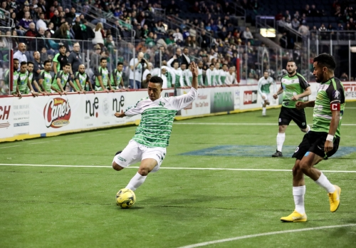 Dallas Sidekicks excited for the San Diego Sockers