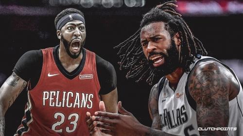 Video: Mavs' DeAndre Jordan makes Pelicans pay for disrespectful defense