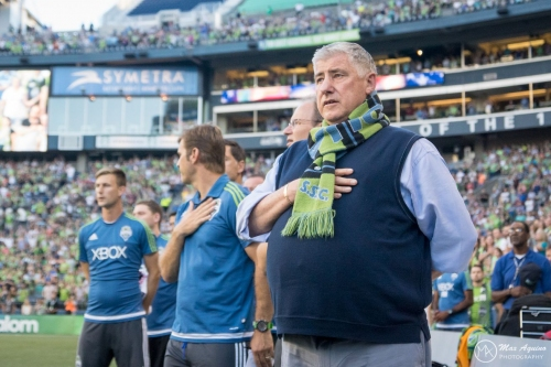 Sigi Schmid, Sounders and American Soccer legend, passes away at 65