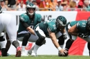 """The Linc - Jason Kelce says Nick Foles """"being a backup quarterback is not what that guy should be"""""""