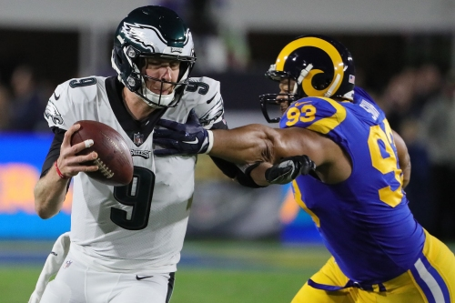 Marcus Hayes: If you think Nick Foles is a long-term answer for the Eagles, you're drunk