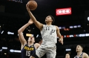 The Spurs transition attack led to a win against the Nuggets