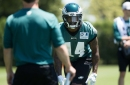 Eagles Injury Report: Mike Wallace limited, Jordan Hicks sits out