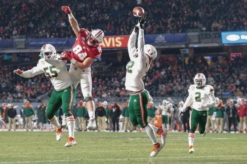 Miami Hurricanes Football: Three Stars From the Pinstripe Bowl