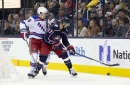 Game #37 Recap: Zach Werenski Forces Overtime and Pierre-Luc Dubois Delivers Second Point as Jackets Down Rangers