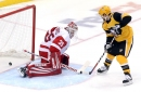 Pens/Wings Recap: Kessel and Brassard lead Penguins to fourth win in a row