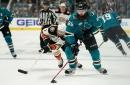 Ducks @ Sharks Gamethread: The Final Stretch of 2018