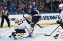 Recap: Sabres fall flat out of holiday break, lose to Blues