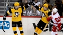 Phil Kessel's power-play goals help Penguins defeat Red Wings