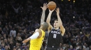 Bogdan Bogdanovic stuns Lakers with buzzer-beating 3-pointer for Kings