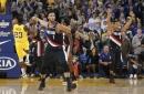 Recap: Lillard Hits Game-Winner To Beat Warriors, 110-109