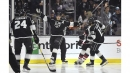 Dustin Brown's third-period goal helps Kings edge Coyotes for 4th win in a row