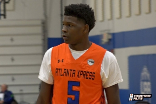 Anthony Edwards trims list and UK makes the cut