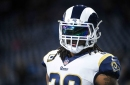 Rams-49ers: Final injury report rules RB Todd Gurley OUT