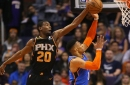 Recap: Westbrook, Schroder drive OKC's shorthanded win over Suns