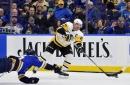 Pittsburgh Penguins @ St Louis Blues preview