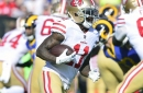 Injury report implications for 49ers-Rams