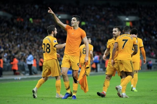 Wolves player ratings as Willy Boly, Raul Jimenez and Helder Costa down Tottenham Hotspur