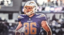 Chargers TE Hunter Henry may play in Los Angeles' first playoff game