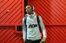 Manchester United line up against Bournemouth includes Anthony Martial and Eric Bailly plus Romelu Lukaku on the bench