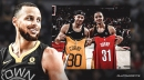 Stephen Curry calls jersey swap with Seth Curry a 'cool moment'