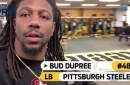 The Steelers' Bud Dupree and the Browns' Jabrill Peppers take you inside the calm before the Week 17 storm