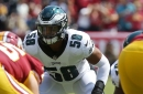Eagles vs. Redskins inactives: Jordan Hicks and Jason Peters are ACTIVE