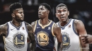 Warriors' Jordan Bell, Kevon Looney say they'd welcome Patrick McCaw back