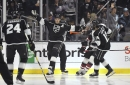 Kings' Dustin Brown learned to lead after being led