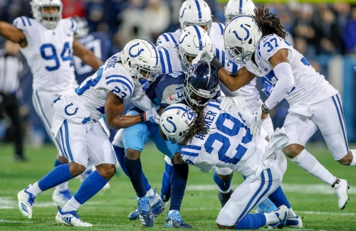 Insider: Colts defense puts finishing touches on surprising season by suffocating Titans