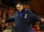 Sarri says injury-hit Chelsea are 'in trouble' ahead of hectic fixture schedule