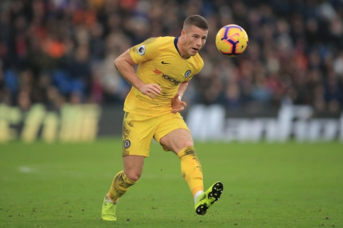 Maurizio Sarri admits he must 'work on' Ross Barkley after win over Crystal Palace