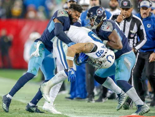 Doyel: Colts beat Titans, reach playoffs but haven't done anything yet