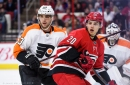 Canes vs. Flyers: Preview and Storm Advisory