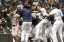 Brewers Year in Review: Walk-off Winners