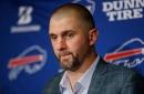 Buffalo Bills re-sign quarterback Derek Anderson