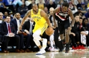 NBA punishes Warriors' Iguodala for throwing ball into stands