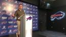 Buffalo Bills Derek Anderson is good for Josh Allen and the coaches
