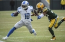 Lions Week 17 snap counts: Young WRs, DBs get audition time vs. Packers