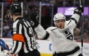 Dustin Brown's overtime goal lifts Kings past Avalanche