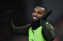Alexandre Lacazette 'likes' Instagram post questioning Unai Emery's tactics