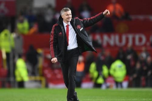 Ole Gunnar Solskjaer could soon give Man Utd fans something else to shout about